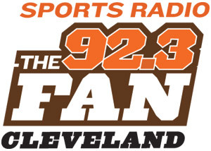 92.3 The Fan Logo