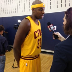 Brendan Haywood Interview Photo