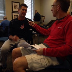 Charlie Nagy - Kenny Roda Spring Training Interview 2-23-15