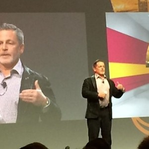 Dan Gilbert at Cavs Season Ticket Holders Event 10-21-15