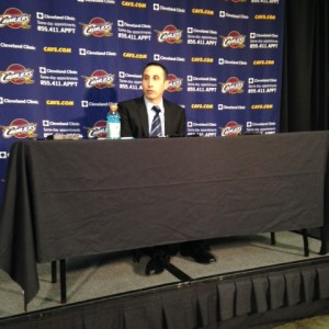 David Blatt Post Game vs Maccabi Tel Aviv
