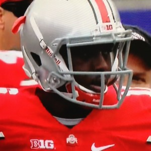 J.T. Barrett Close Up from the Front