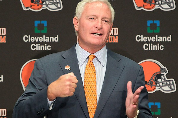 Jimmy Haslam Photo