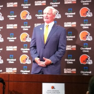 Jimmy Haslam Standing Photo