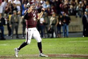 Johnny Football Photo - Courtesy AP