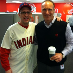 Kenny Roda and Mark Shapiro 2013 - Copy