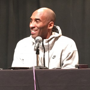 Kobe Bryant Post Game 1