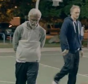 Kyrie Uncle Drew and Kevin Wes photo