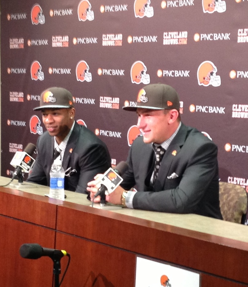Manziel & Gilbert Questions Photo 2