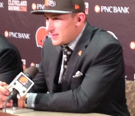 Manziel Questions Single photo