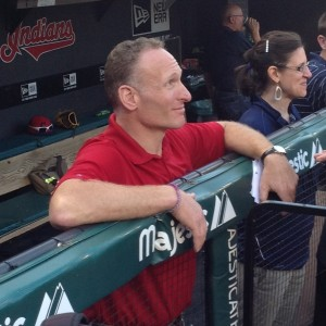 Mark Shapiro Indians President - October 2013