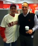 Mark Shapiro and Kenny Roda at KNR