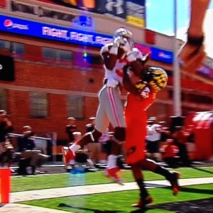 Michael Thomas TD Catch OSU vs Maryland