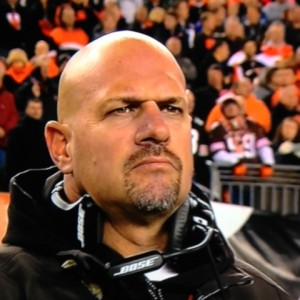 Mike Pettine Close Up