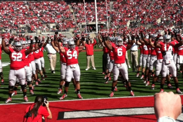 Ohio State Team Quick Cals