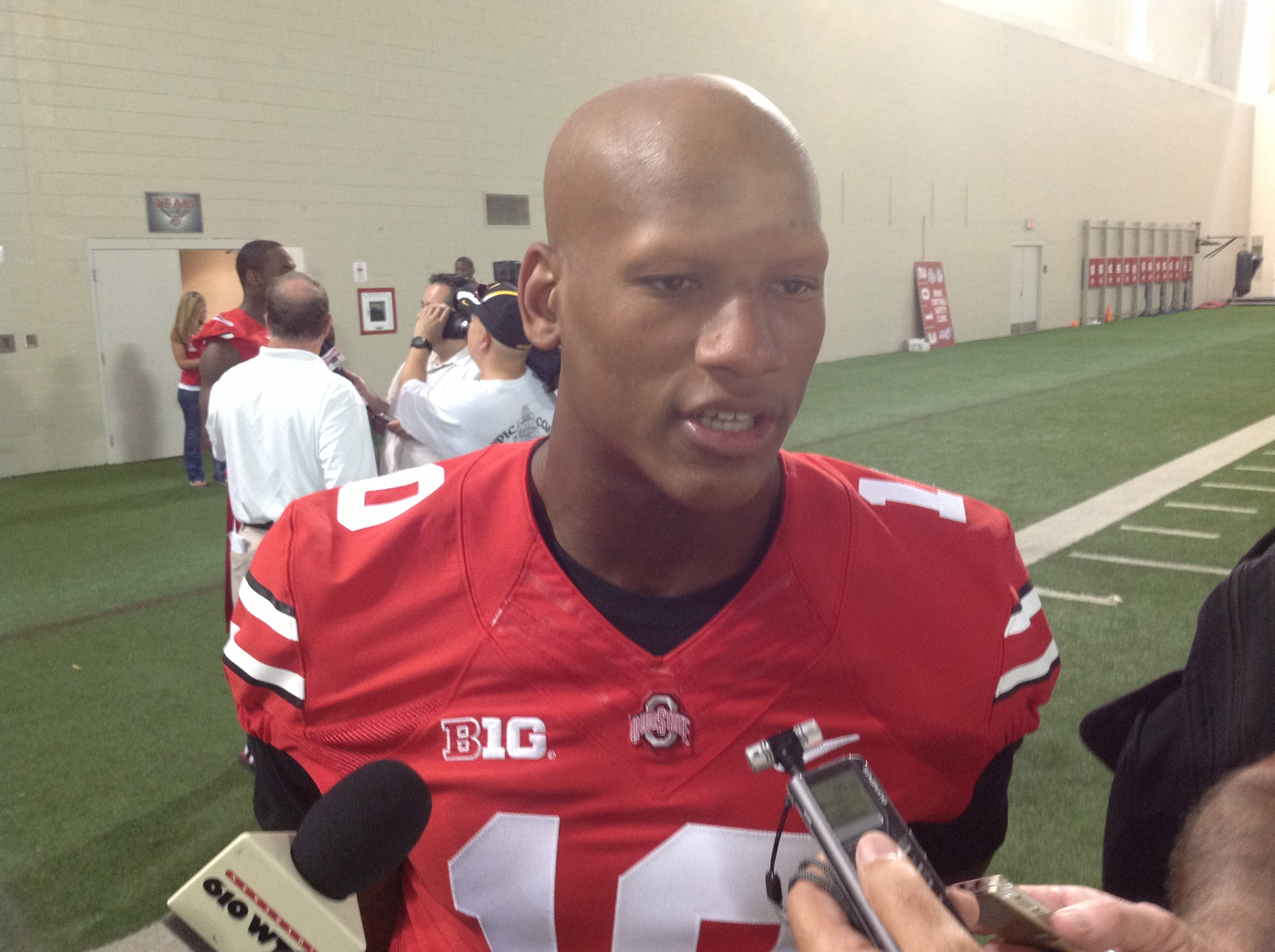Ryan Shazier OSU Photo