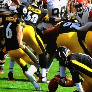 Shaun Suisham GW Filed Goal vs Browns 9-7-14
