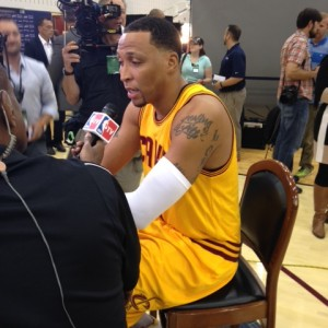 Shawn Marion NBA TV 9-26-14