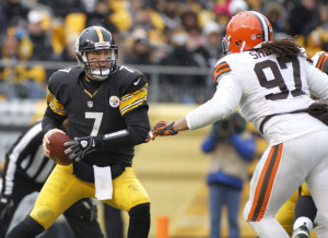 Pittsburgh Steelers 24 - Cleveland Browns 10