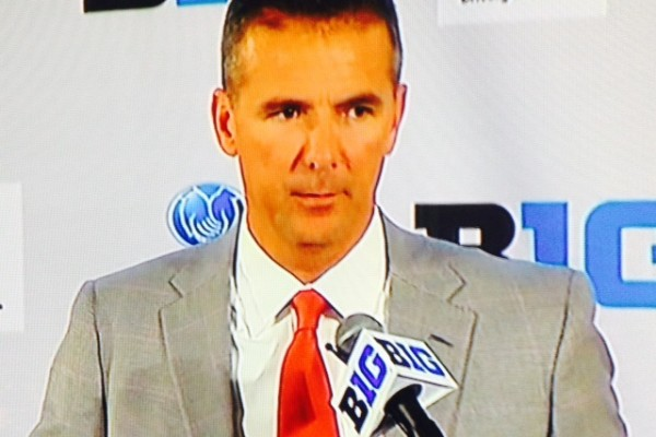 Urban Meyer Big Ten Media Day 2014 - 2