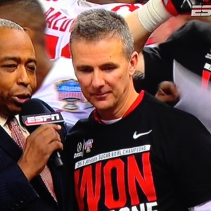 Urban Meyer Sugar Bowl